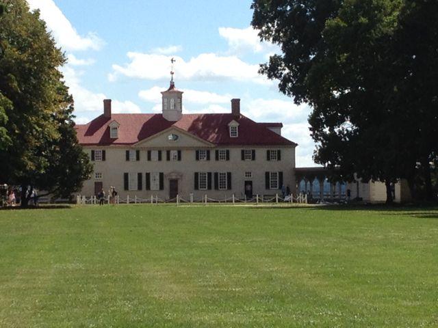 Washington's beloved Mount Vernon, Virginia