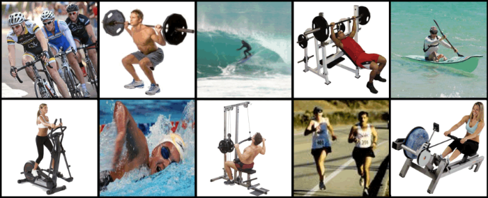 Gym In Motion Sport Specific Training