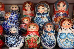 Shopping in Saint Petersburg