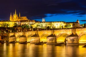 Architecture and Art in Prague