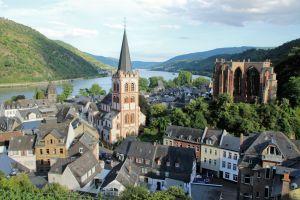 Rhine River Valley