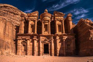 Petra's Sacred Siq