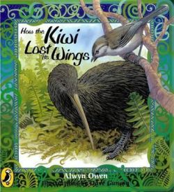 How the Kiwi Lost his Wings