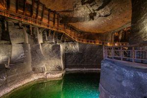 �Wieliczka Salt Mine