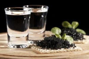 Caviar and Vodka