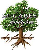 See where these characters are in the McCabe Family Tree