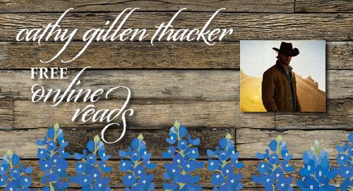 Cathy Gillen Thacker - Romance Novelist - FREE Online Reads
