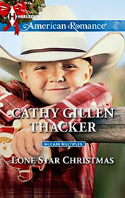 Lone Star Christmas by Cathy Gillen Thacker