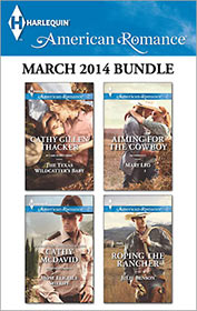 Harlequin American Romance March 2014 Bundle