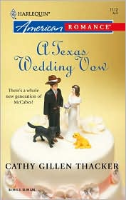 A Texas Wedding Vow