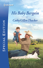 His Baby Bargain by Cathy Gillen Thacker