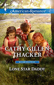 Lone Star Daddy by Cathy Gillen Thacker
