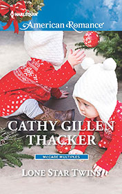 Lone Star Twins by Cathy Gillen Thacker