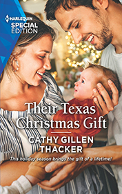 Their Texas Christmas Gift by Cathy Gillen Thacker