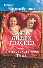 The Texas Valentine Twins by Cathy Gillen Thacker