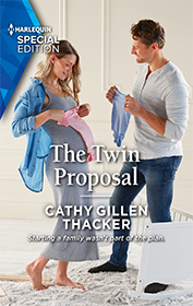 The Twin Proposal by Cathy Gillen Thacker