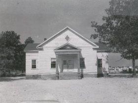 Liberty Hill Baptist Church History