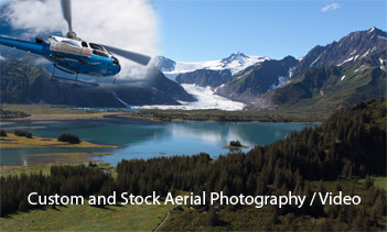 Welcome to Alaska Aerial Footage.com