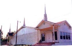 The Establishment of Churches