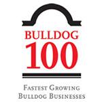 Bulldog 100 Logo