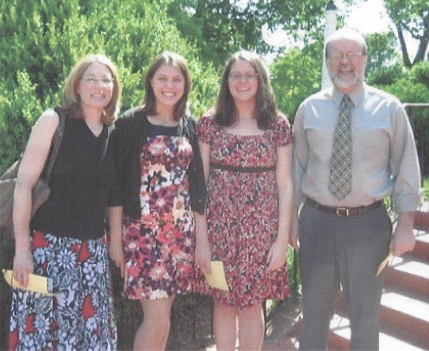 The Tim Humphries Family
