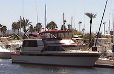 55' Californian Cockpit Motor Yacht - 1987 - $199,500