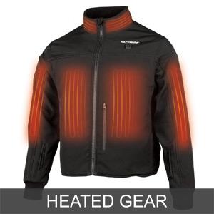 Tourmaster Heated Gear