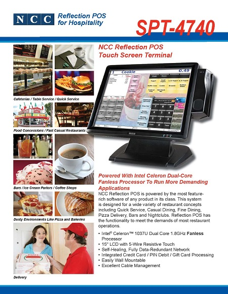 NCC Reflection for Hospitality