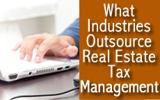 how do I outsource my property tax management Atlanta, what industries outsource real estate tax management Atlanta