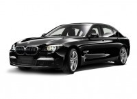 Video in motion - BMW 7-Series