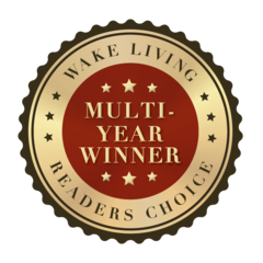 Wake Living Winner Award