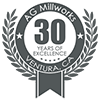 AG Millworks 30 Years Ventura, CA