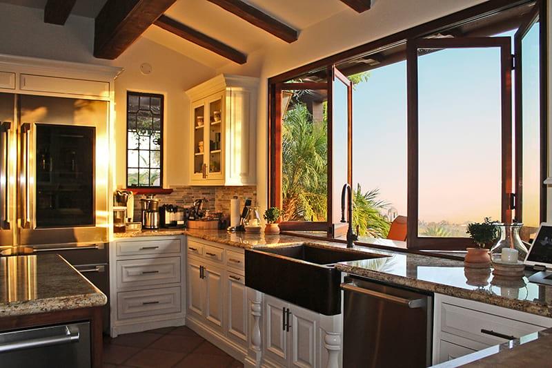 8 Kitchen Passthrough Windows To Inspire Your Kitchen Remodel