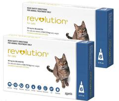 Revolution (Stronghold) for Dogs, Puppies, Cats and Kittens-