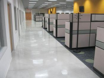 Hermetic Neat Commercial Epoxy Floor