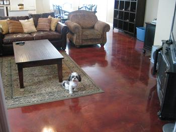 Modern Seamless Epoxy Flooring Contractor Portland Vancouver