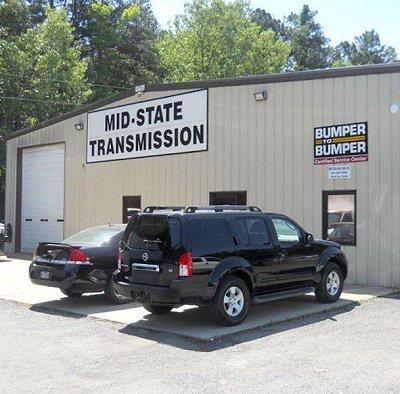 Mid=State Transmission Entrance
