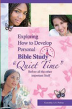 Exploring How to Develop Personal Bible Study Quiet Time