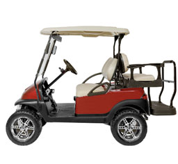 Rebuilt Golf Carts
