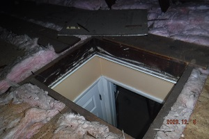 attic insulation code for maryland