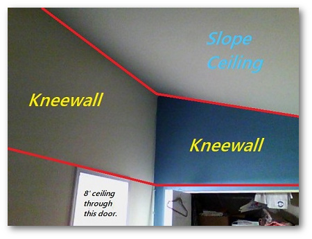 Kneewall attics need special attention.