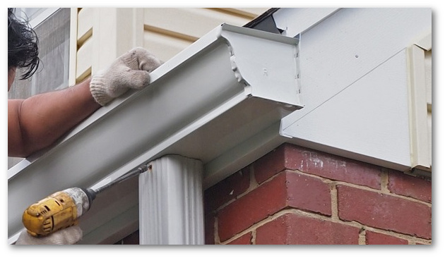 Home Gutter Replacement Capitol Heights Towson Maryland