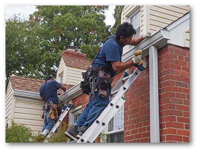 Capitol Heights Gutter Contractor
