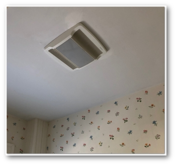 Bathroom fan replacement Annapolis MD