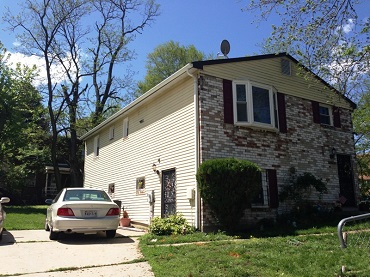 Capitol Heights Maryland Gutter Replacement