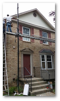 Siding replacement company Crofton Maryland