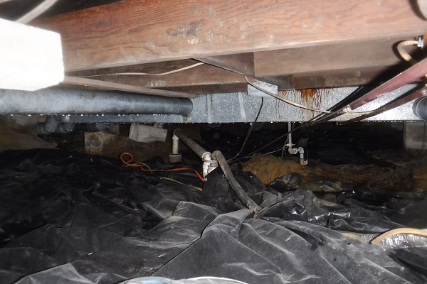 Seal leaky ducts columbia Maryland