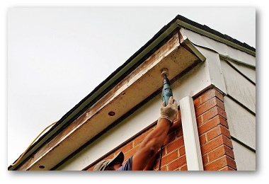 home soffit assessment Maryland