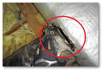 HVAC duct assessments Maryland