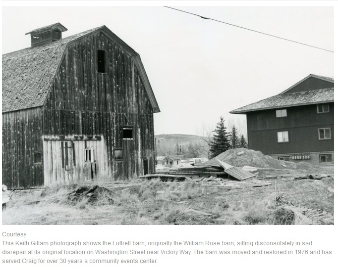 Museum of Northwest Colorado: A barn story